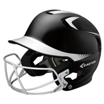 Easton Z5 Two Tone Junior Fastpitch Helmet with Mask A168090