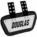 "Douglas CP Series Football 4"" Back Plate"