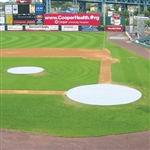 Jaypro Spot Cover - Pitchers Mound Cover