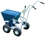 Baseball 50 Pound Capacity Heavy Duty Steel 4-Wheel Dry Line Marker