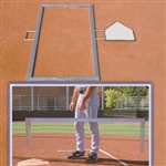Baseball Foldable Batters Box Template for Chalking