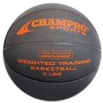champro sports 3lb weighted basketball trainer