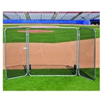 Jaypro Big League Fungo Screen with Wings