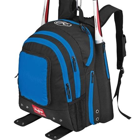 Rawlings Bomber Baseball Batpack Backpack Bkpk Larger Photo Email A Friend