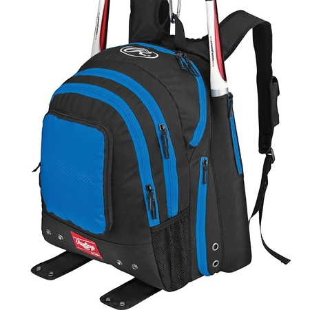 Rawlings Baseball Team Bat Back Pack