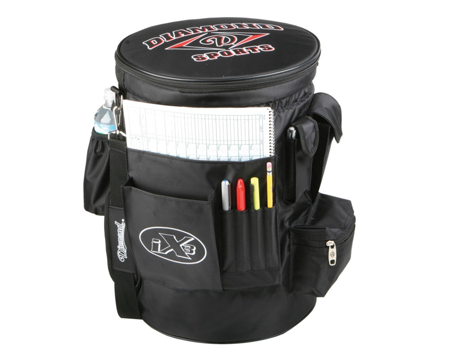 Diamond Coaches Organizer Sleeve for 6 Gallon Bucket