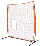 diamond pro series bownet fastpitch pitching screen