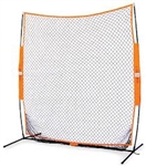 diamond pro series bownet soft toss net