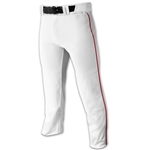 Champro Adult Triple Crown Open Bottom Piped Baseball Pants BP91U