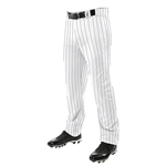 Champro Triple Crown Open Bottom Pant - Pinstripe