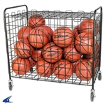 champro sports portable ball locker - basketball volleyball