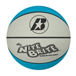 Baden Nite Brite Glow-in-the-Dark Basketball BR6G