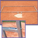 Baseball SSG / BSN Adjustable Batter's Box Template