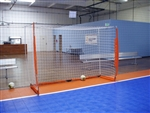 bownet futsal goal 2m high x 3m wide