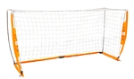 bownet 4x8 portable soccer goal net - indoor or outdoor