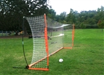 bownet 7x21 portable soccer goal net - indoor or outdoor