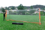 bownet 8x24 regulation size portable soccer goal