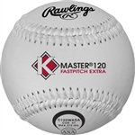 "Rawlings K-Master Official 12"" Softballs - Per Dozen"