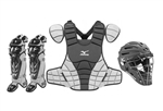 mizuno samurai g4 adult baseball catchers set