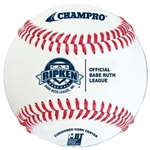 champro cbb-300cr offical cal ripken game baseball - dozen