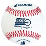 champro cbb-300dbm official dixie league game baseball - dozen
