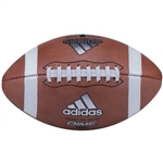 Adidas Dime Collegiate Leather Game Football - Official