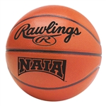"Rawlings Contour Womens NAIA 28.5"" Composite Leather Basketball"