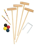 Champion Sports Classic Croquet Set