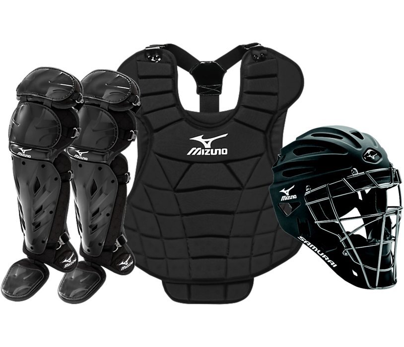 Mizuno Samurai G4 Pro Womens Softball Catchers Set 776a8f8f7e