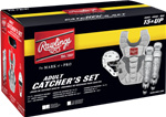 Rawlings Velo 2.0 Catchers Box Set - Adult