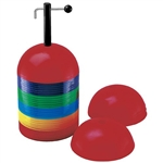 Champion Sports Dome Cone Set - Set of 36