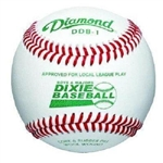 diamond ddb1 dixie boys & majors competition grade baseball
