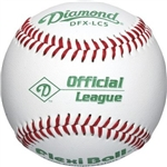 diamond level 5 coach pitch flexiball baseballs dfx-lc5 ol
