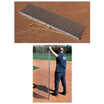 Baseball SSG / BSN Rigid Drag Mat - 3L x 6W ft.