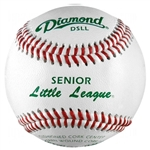 diamond senior league tournament grade baseballs dsll - dozen