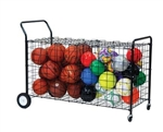 Champion Sports Double Sided Ball Locker