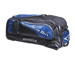 diamond dzl-ix3 baseball gear box wheeled bag