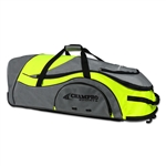 Champro Pro-Plus Catcher's Roller Bag E78