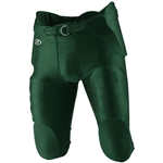 rawlings youth football pants built-in pads f2500p