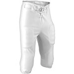 Rawlings Youth Slotted Football Pants - White