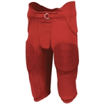Russell Adult Integrated 7 Piece Pad Football Pant - F25PFW