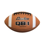 Baden QB1 Deuce Official Leather Football