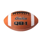 baden qb1 nfhs leather game football f7000l-04
