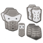 Champro Infinity 7-Piece Youth Pad Set - Sliding Snaps