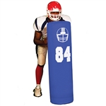 Jaypro Round Stand Up Blocking Dummy - 14x42