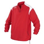 Rawlings FORCE Long Sleeve Quarter-Zip Jacket