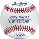 Rawlings FLAT SEAM Official League Tournament Grade - FSOLB