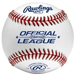 Rawlings FSR100 FLAT SEAM Collegiate Game Baseball