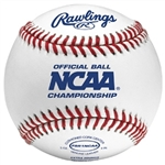 Rawlings Official NCAA Championship FLAT SEAM Game Baseball