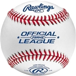 Rawlings FSRHS Flat Seam High School Baseball (Dozen)